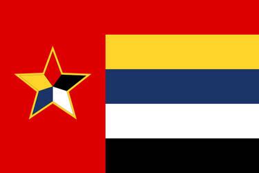 Flag China alternate history large