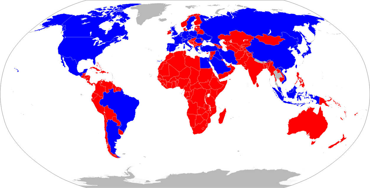Countries with history groups on DA by PathtoEnlighten
