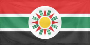 Rippled Flag Mashriq