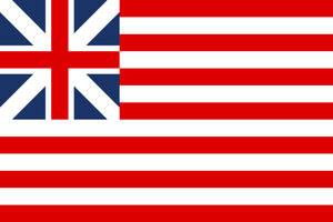 Flag United States 1776-77 by YamaLlama1986