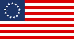 Flag United States 1777-95 by YamaLlama1986