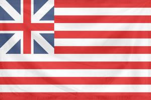 Rippled Flag United States 1776-77 by YamaLlama1986