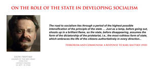 Leon Trotsky - role of the state