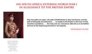 Louis Botha - South Africa and World War I by YamaLlama1986