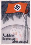 Lebensraum - demanding German colonies back