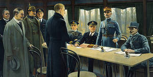 Armistice of 11 November 1918 by YamaLlama1986