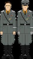 Himmler, 1942, SS (Waffen) uniform sample 1 by YamaLlama1986