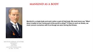 Mustafa Ataturk - mankind as a body by YamaLlama1986