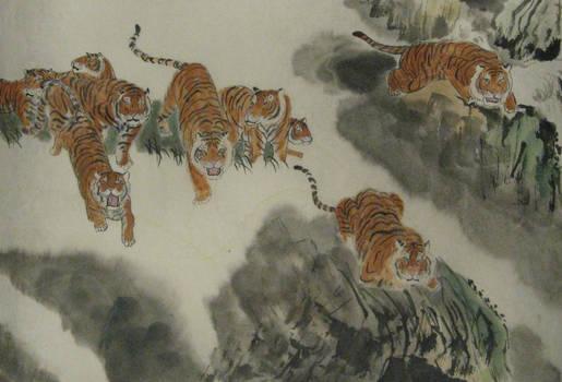 Mountain Tigers