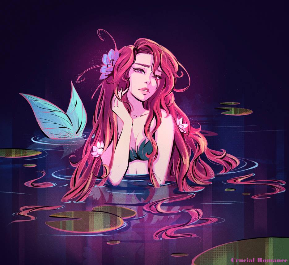 Mermaid DTIYS for Madie_arts