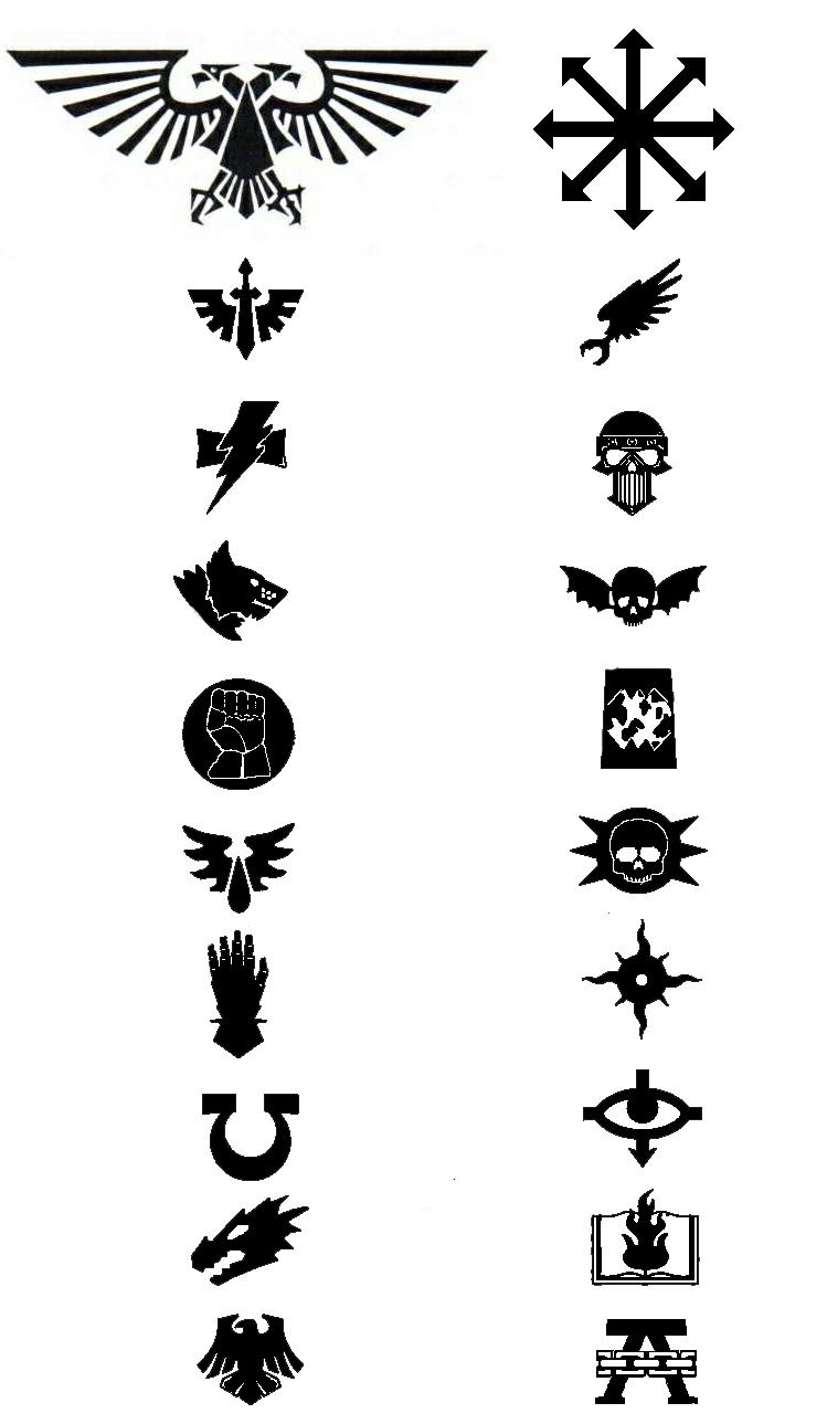 27+ Warhammer 40K Aquila Tattoo PNG