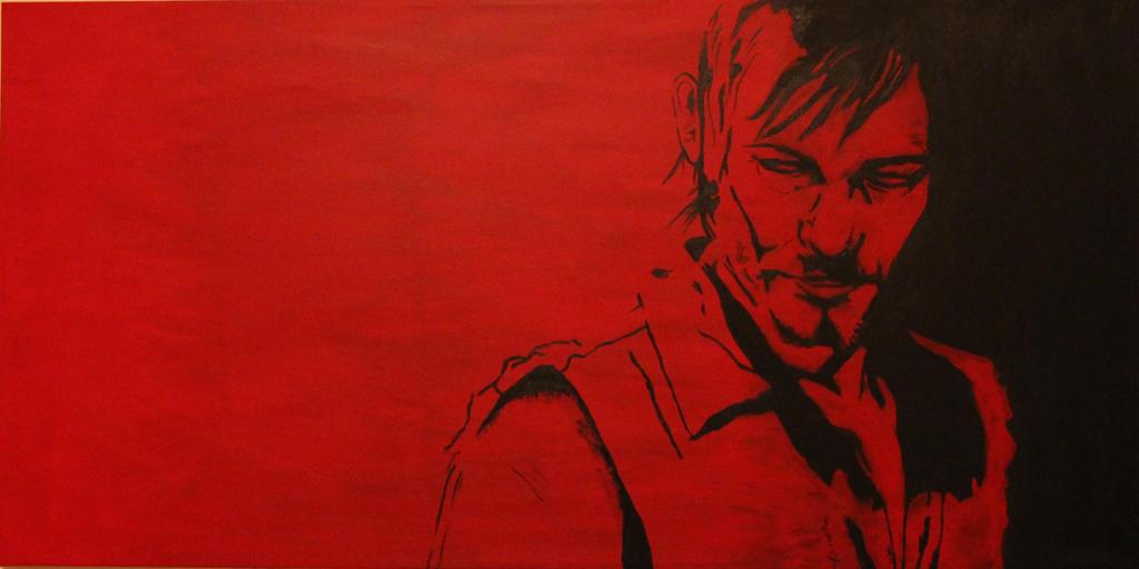 Daryl Dixon by Laswrixa