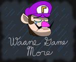 Waluigi's Smash Bros Sorrow