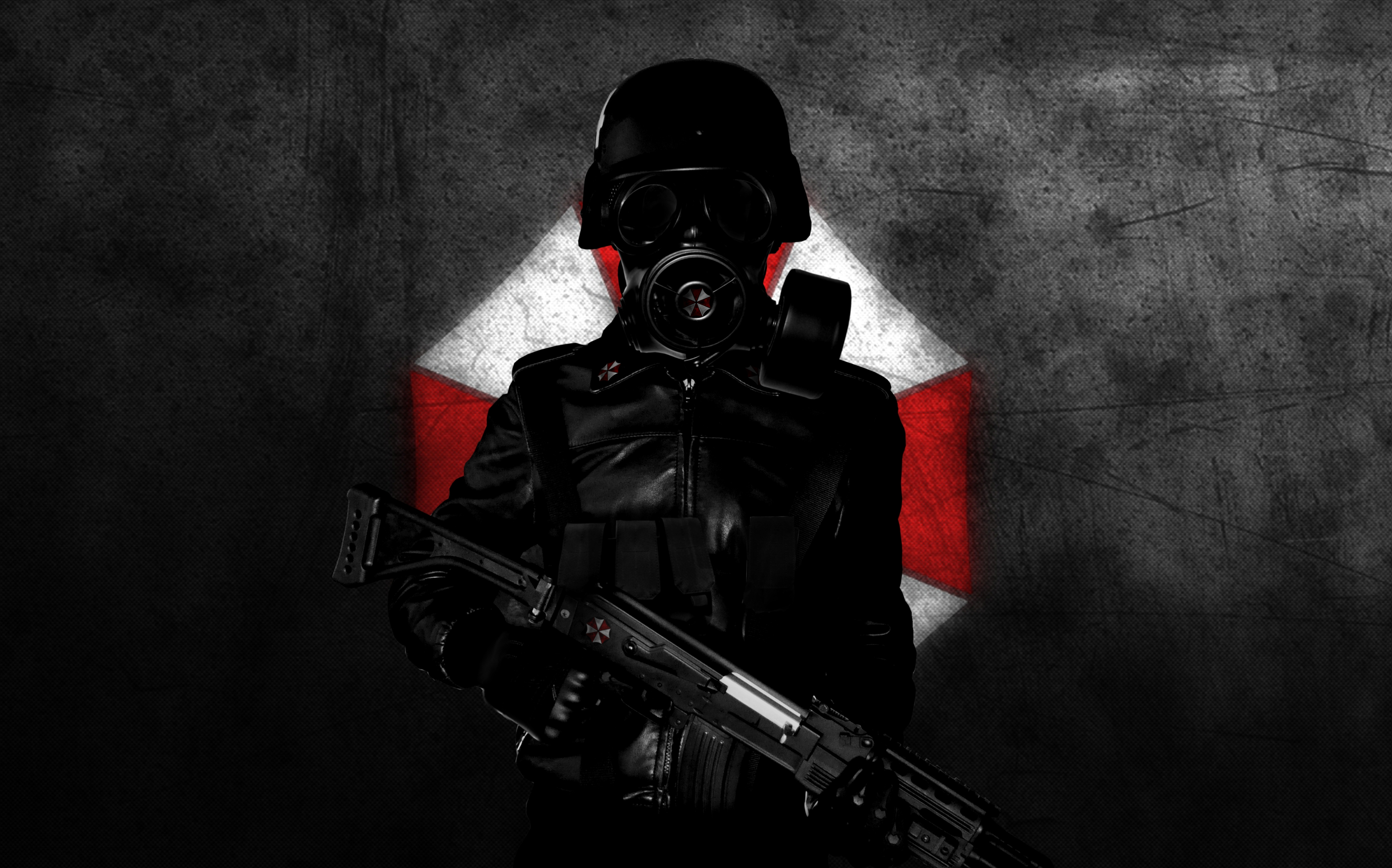 Umbrella Corporation Soldier by GreenTechnology on DeviantArt