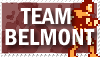 TEAM BELMONT STAMP by MikaRabidKitsune