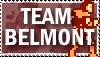 TEAM BELMONT STAMP by MikaRabidKitsune