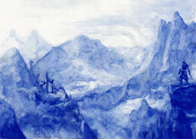 Skyrim by velaine