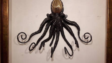 Steam Punk Octopus
