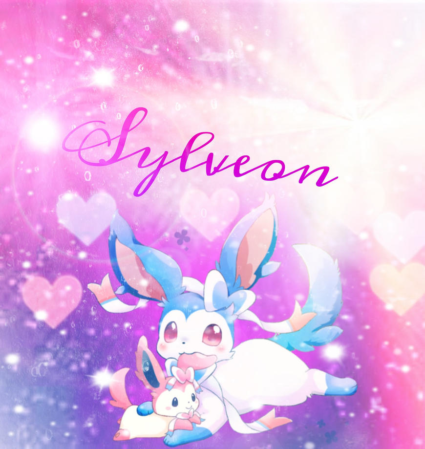 Sylveon Wallpaper By Anime Eevee