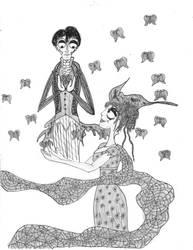 Pride and Prejudice : Tim Burton Style by HellBoyfan