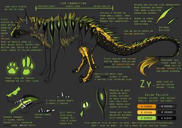 Zy Raptordog