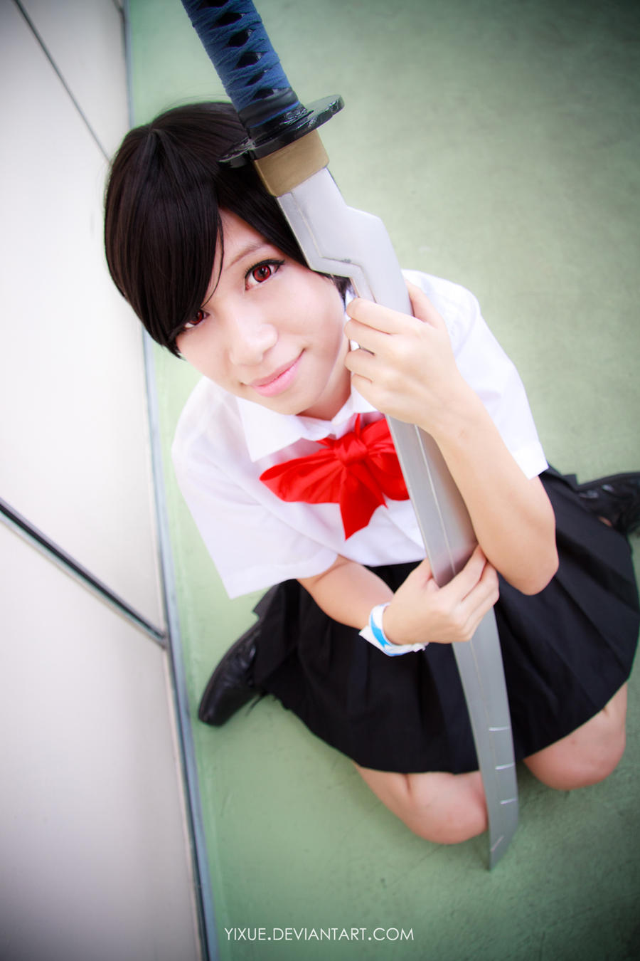 Saya Otonashi by yixue