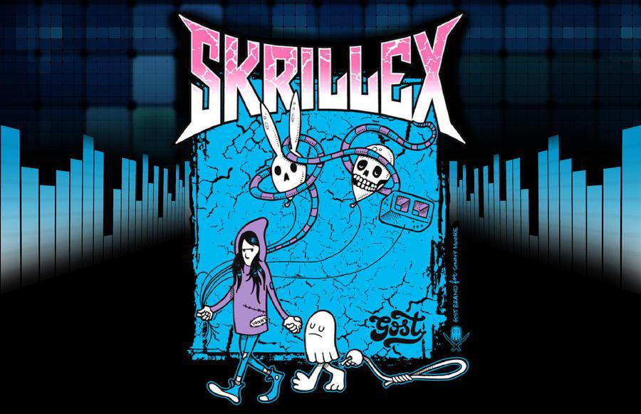 Skrillex SMNS Wallpaper by sivaddesign on DeviantArt