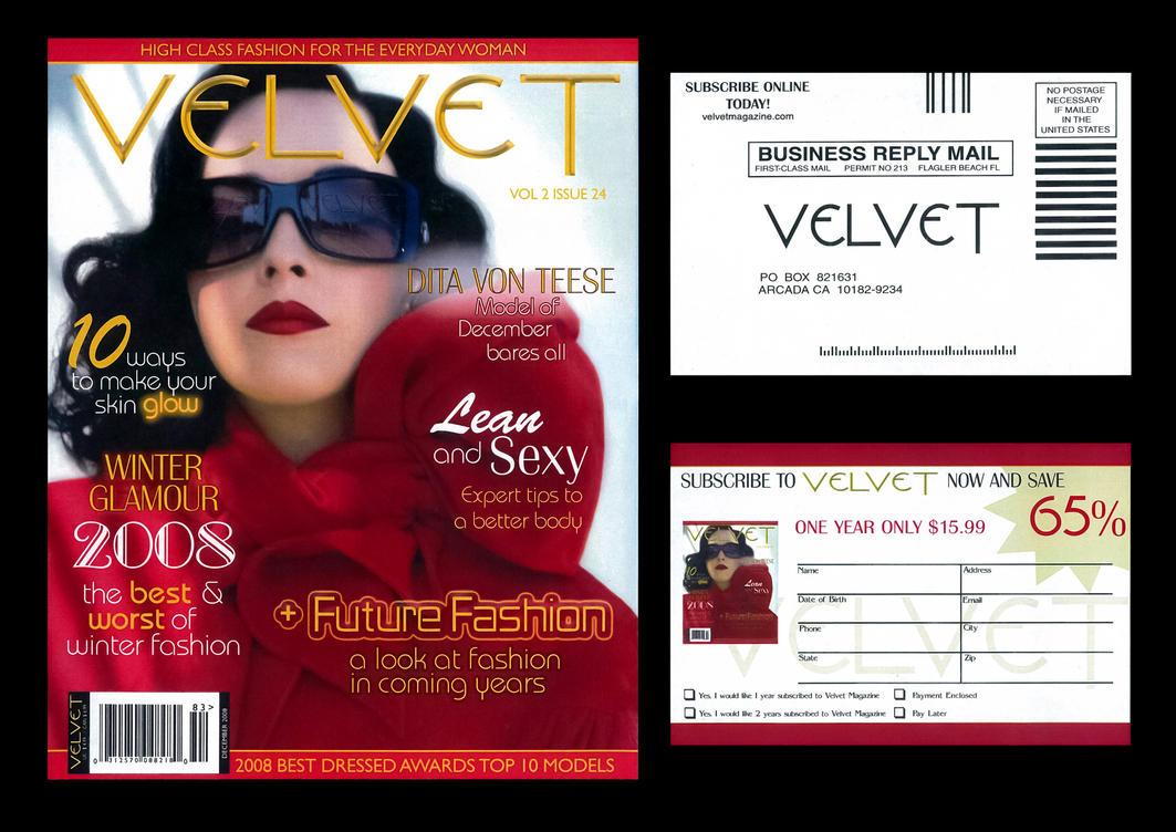 Element Fashion Magazine