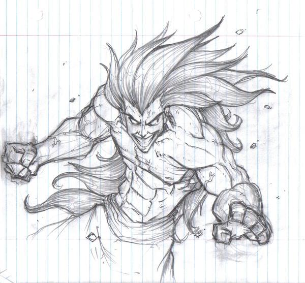 Dragon Ball Z By Hector2ortega
