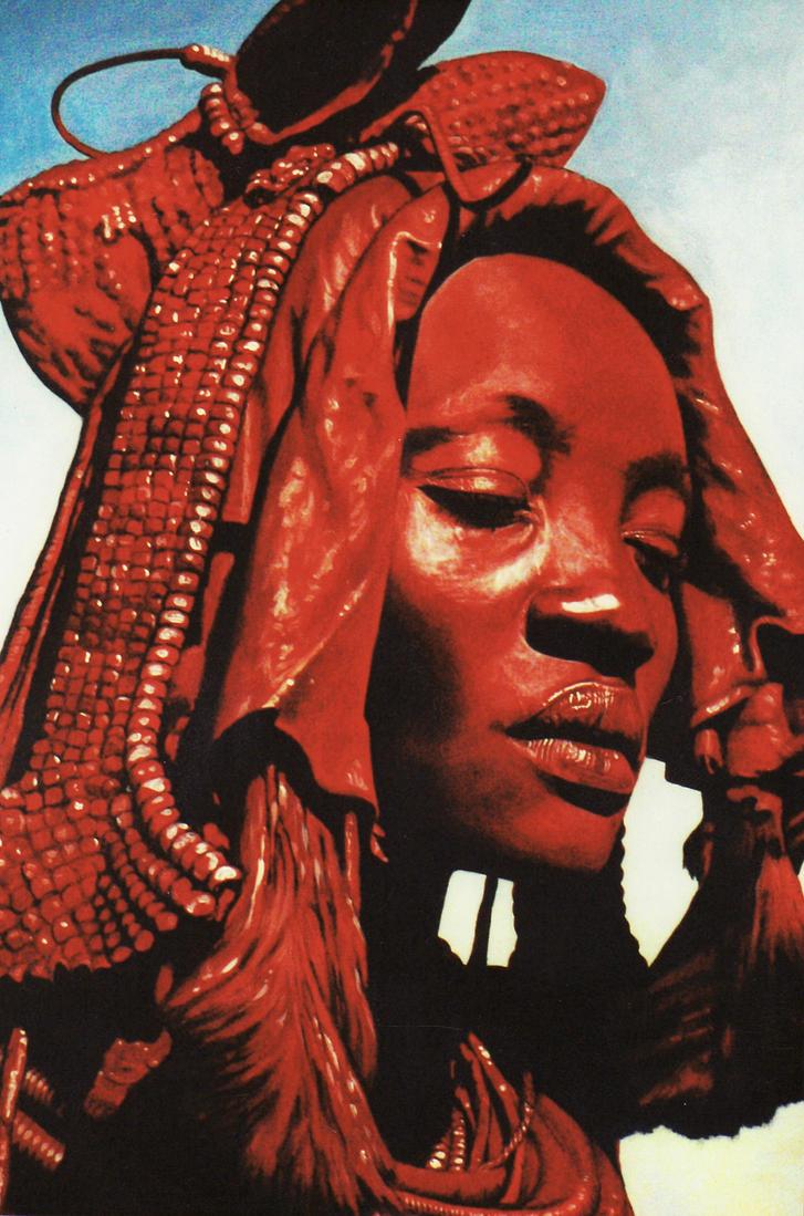 African Woman II by jillian-victor on DeviantArt