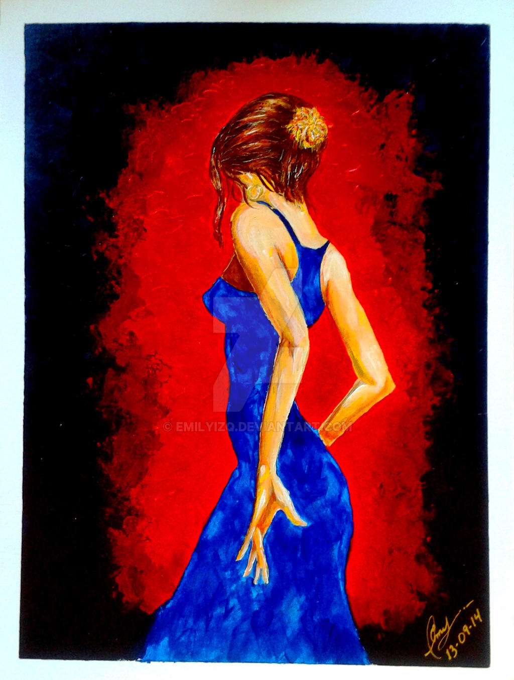 Let me dance by EMILYIZQ