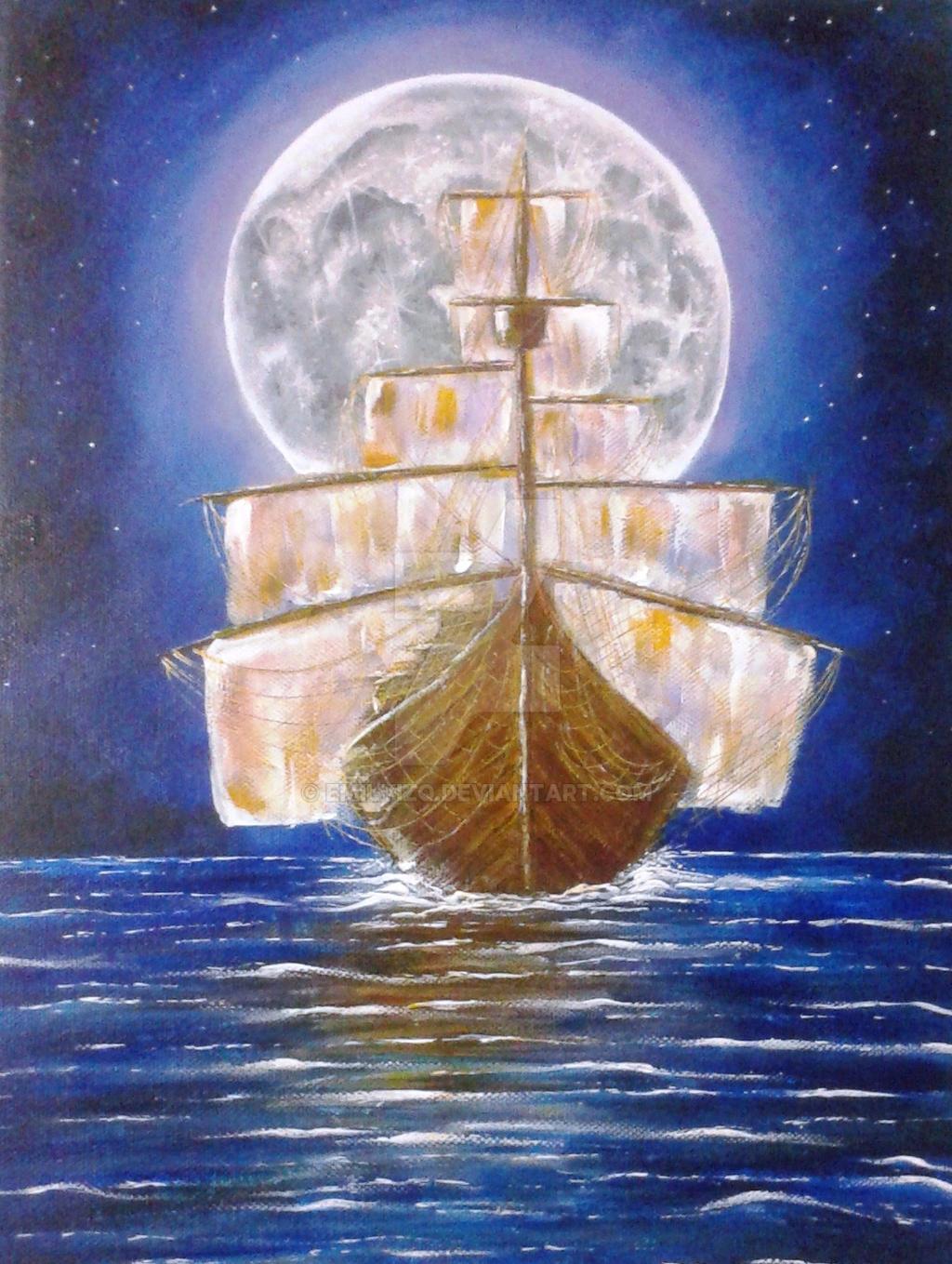 Barco II by EMILYIZQ