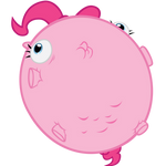 Blowfish Pinkie