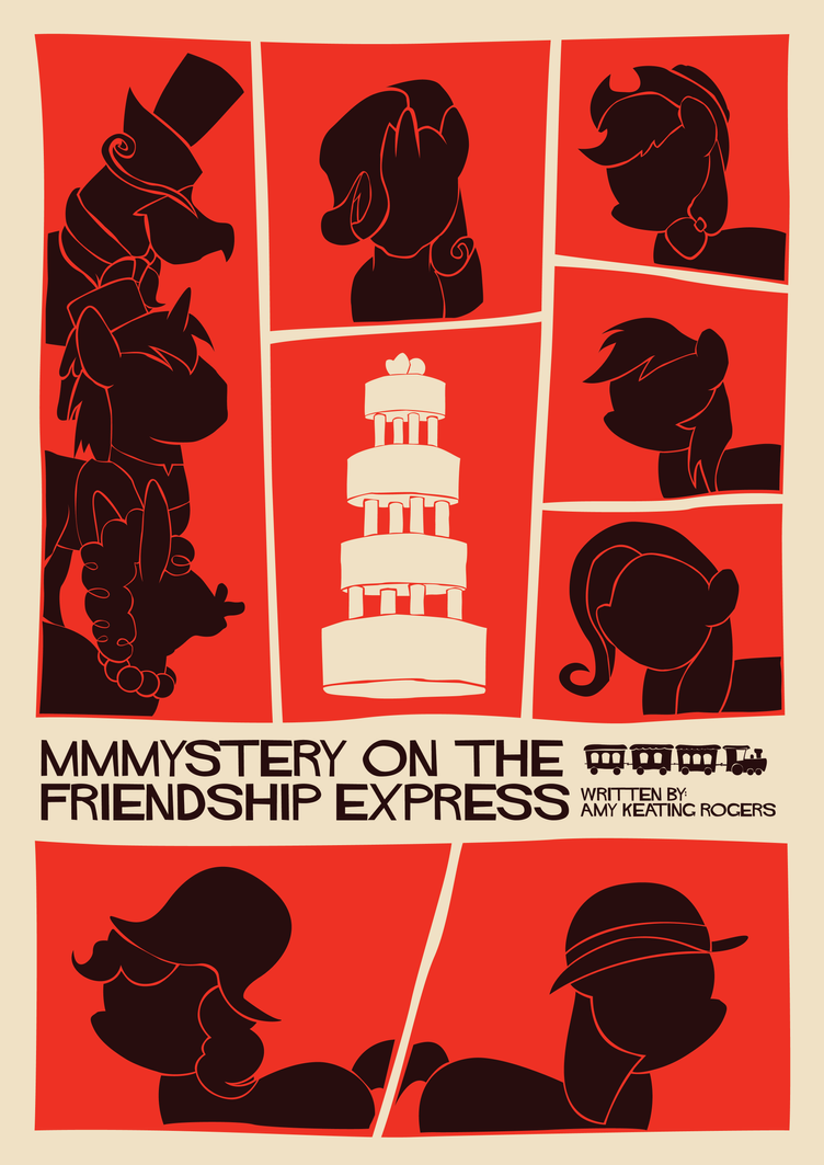 Saul Bass on the Friendship Express by Tollaner
