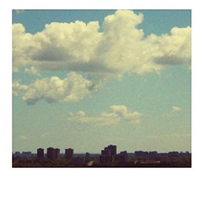 When Land Meets Sky by imaFREA-K