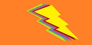 Colored Lightning