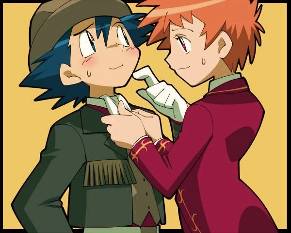 Gallery images and information pokemon ash x dawn fanfiction