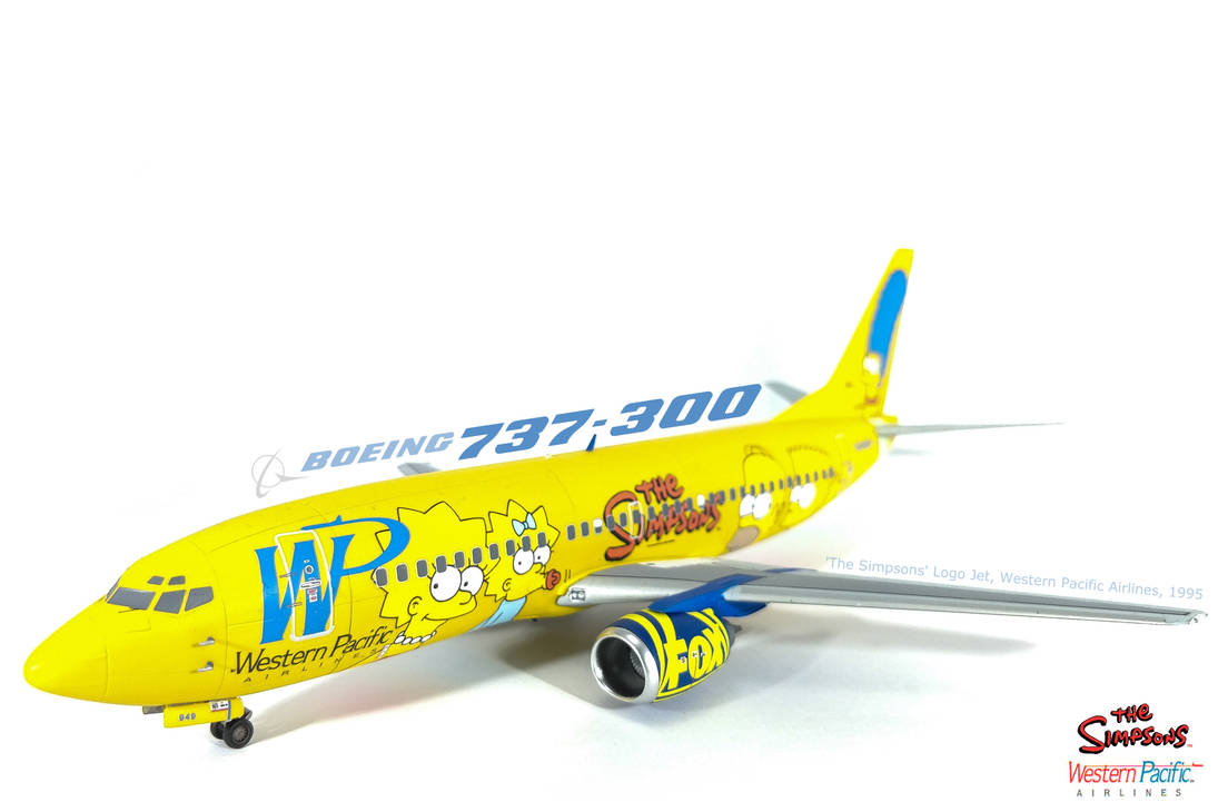 1/144 DACO Products Boeing 737-300