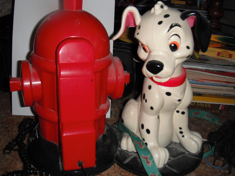 101 dalmation phone by kalynvalcourt