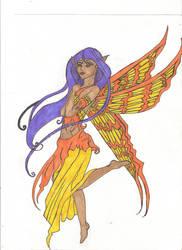 Lalas Get Well Soon Fairy by JadeDolphin22