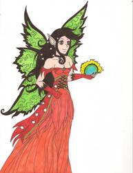 Get Well Soon Fairy V by JadeDolphin22