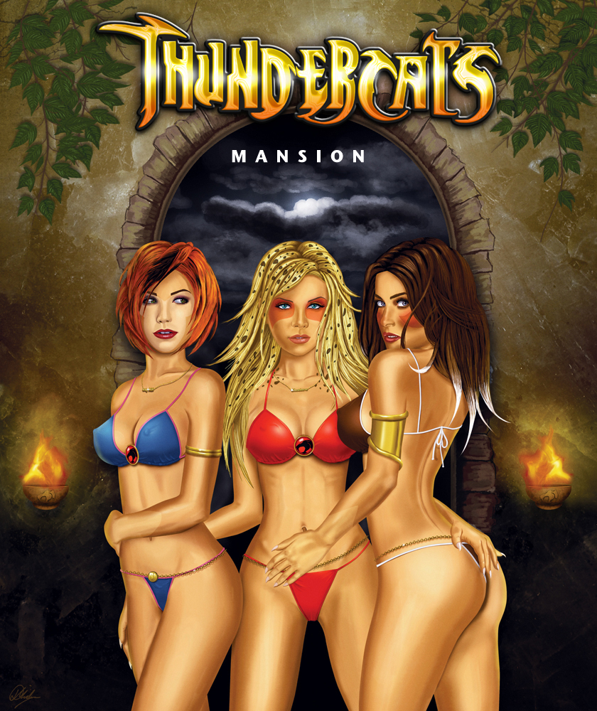 Thundercats Mansion V2