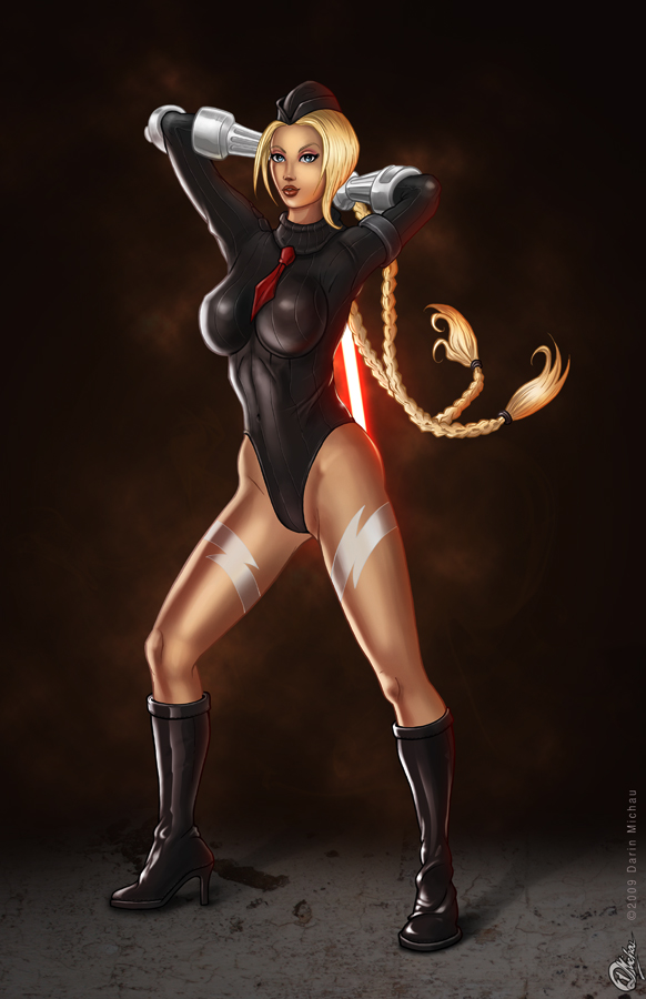 Cammy Vader by Area-44