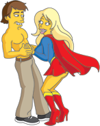 Supergirl and Me by Area-44