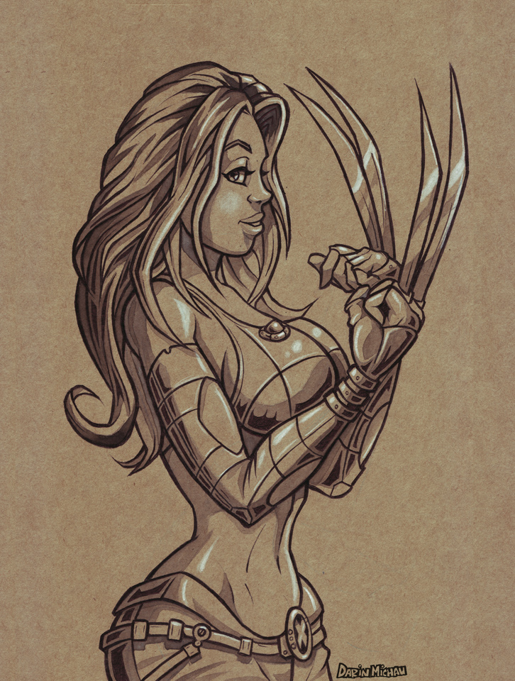 X-23 by Area-44