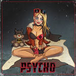 Harley Quinn- Psycho