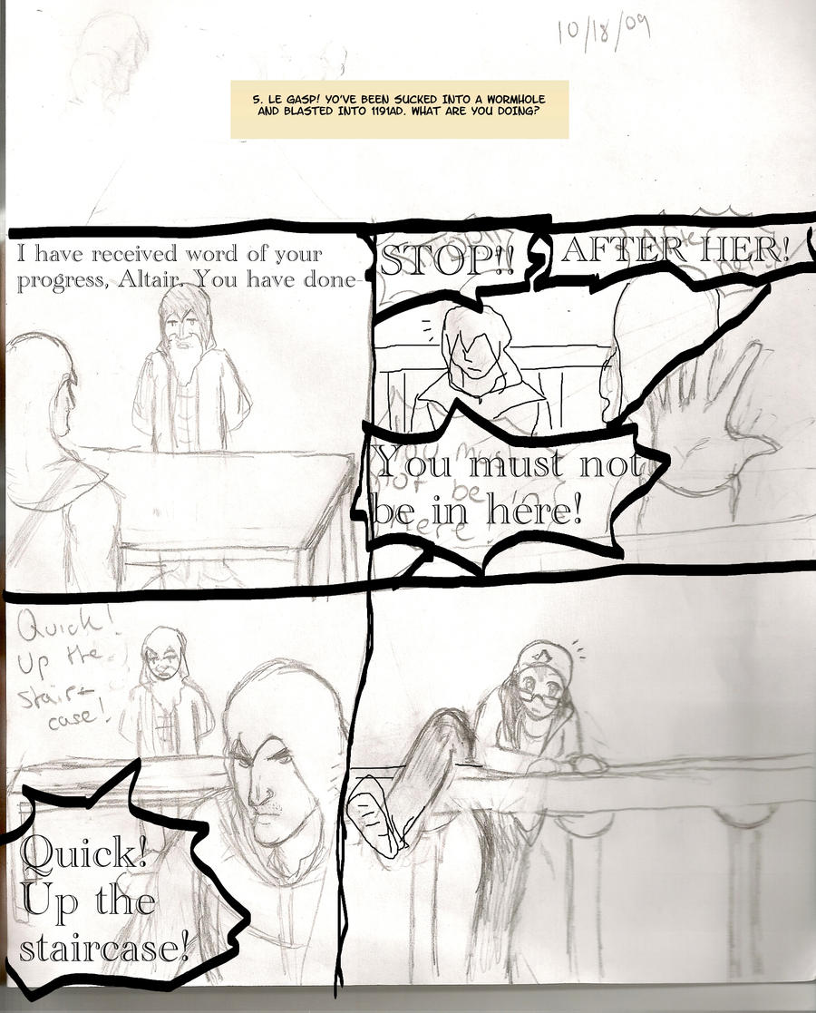 Assassin S Creed Meme Part 5 By Grimaltair24 On Deviantart