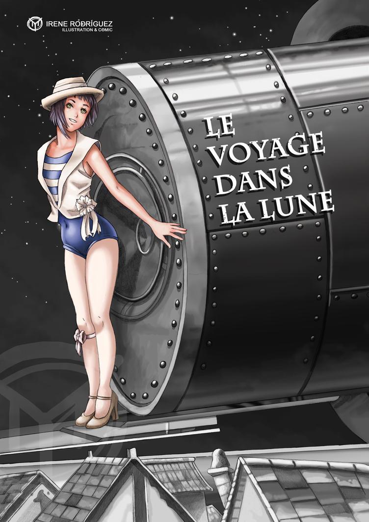 Le Voyage dans la Lune by Irene-Rodriguez