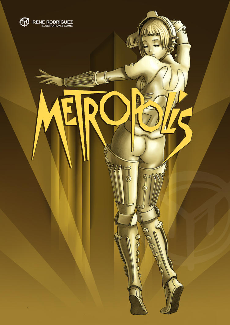 METROPOLIS by Irene-Rodriguez