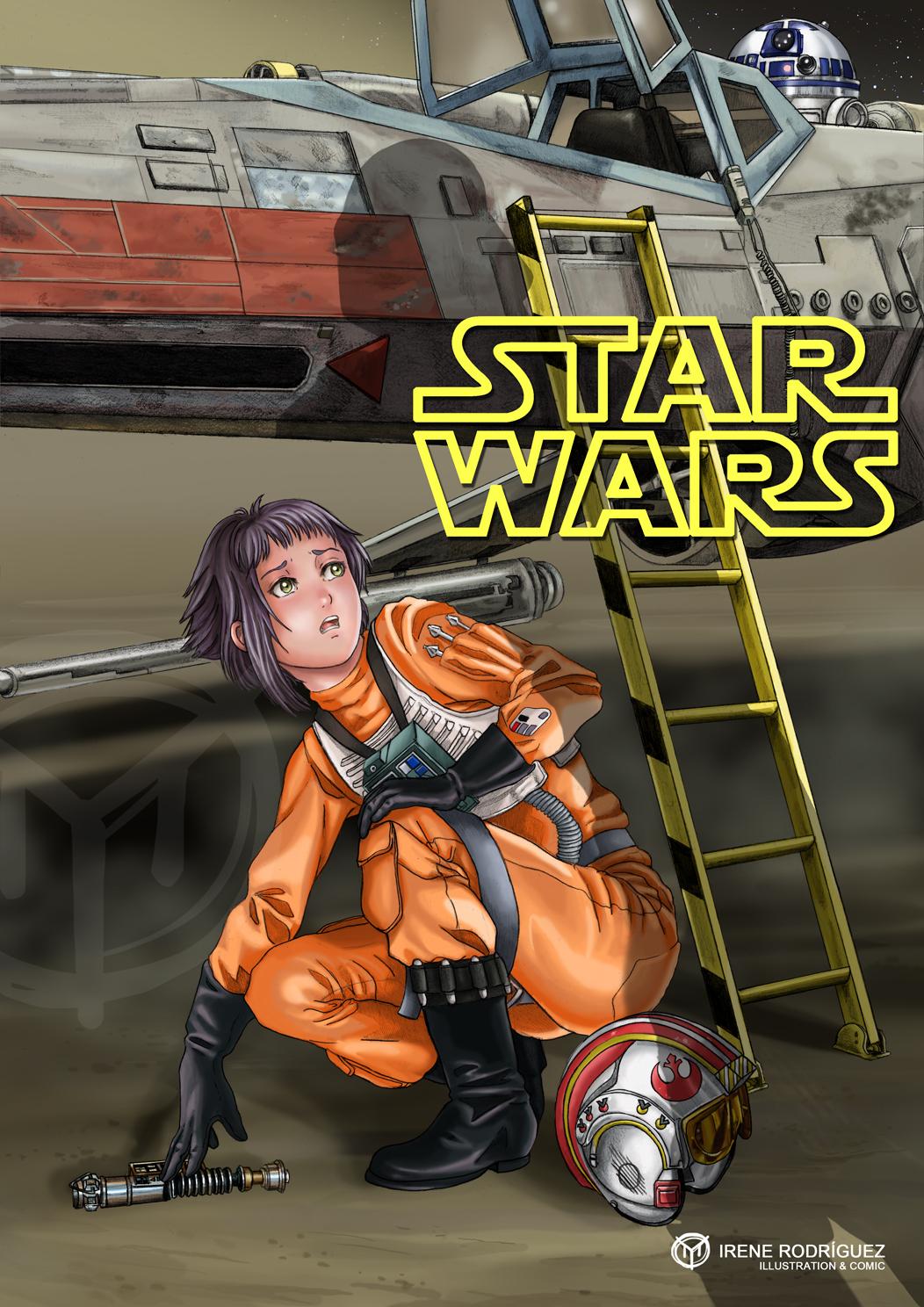STAR WARS by Irene-Rodriguez